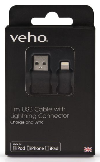RR246 - VEHO Apple Charger