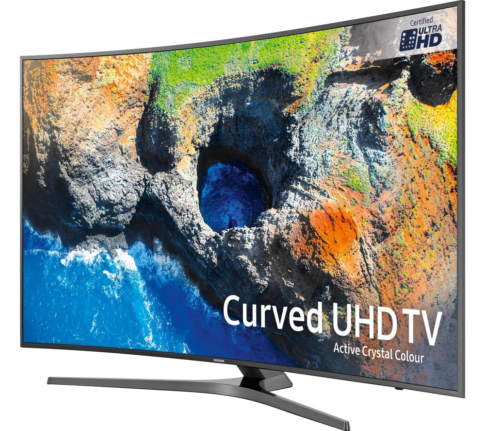 "RR235 - Samsung 49"" 4K Curved TV"