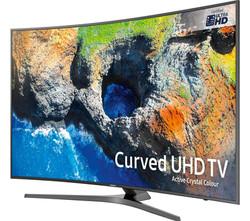 """RR235 - Samsung 49"""" 4K Curved TV"""