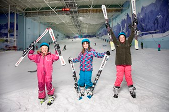 RR365 - Chill Factore £25 e-voucher