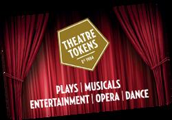 RR216 - £50 Theatre tokens