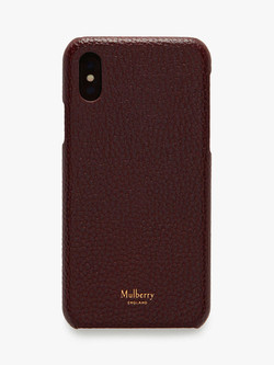 RR351 - Mulberry iPhone X Case