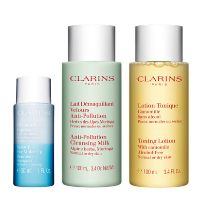 RR018 - Clarins Single Cleansing Kit