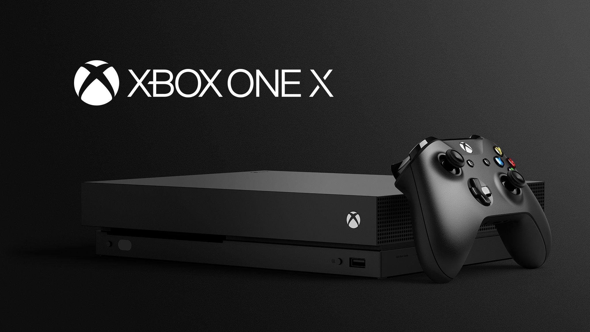 RR226 - Xbox ONE X