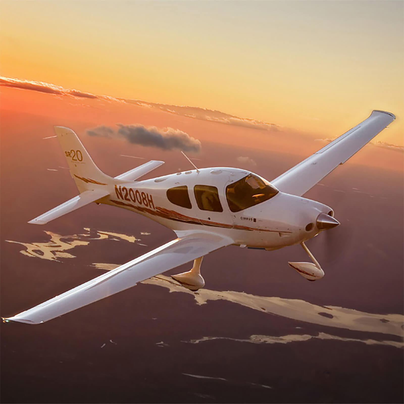 RR377 -LandAway Double Flying Lesson