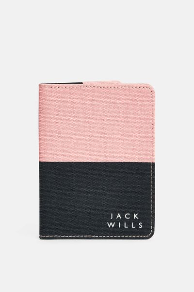 RR313 - Jack Wills Passport Holder