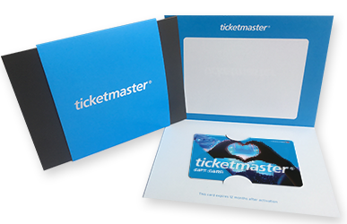 RR344 - Ticketmaster £10 voucher