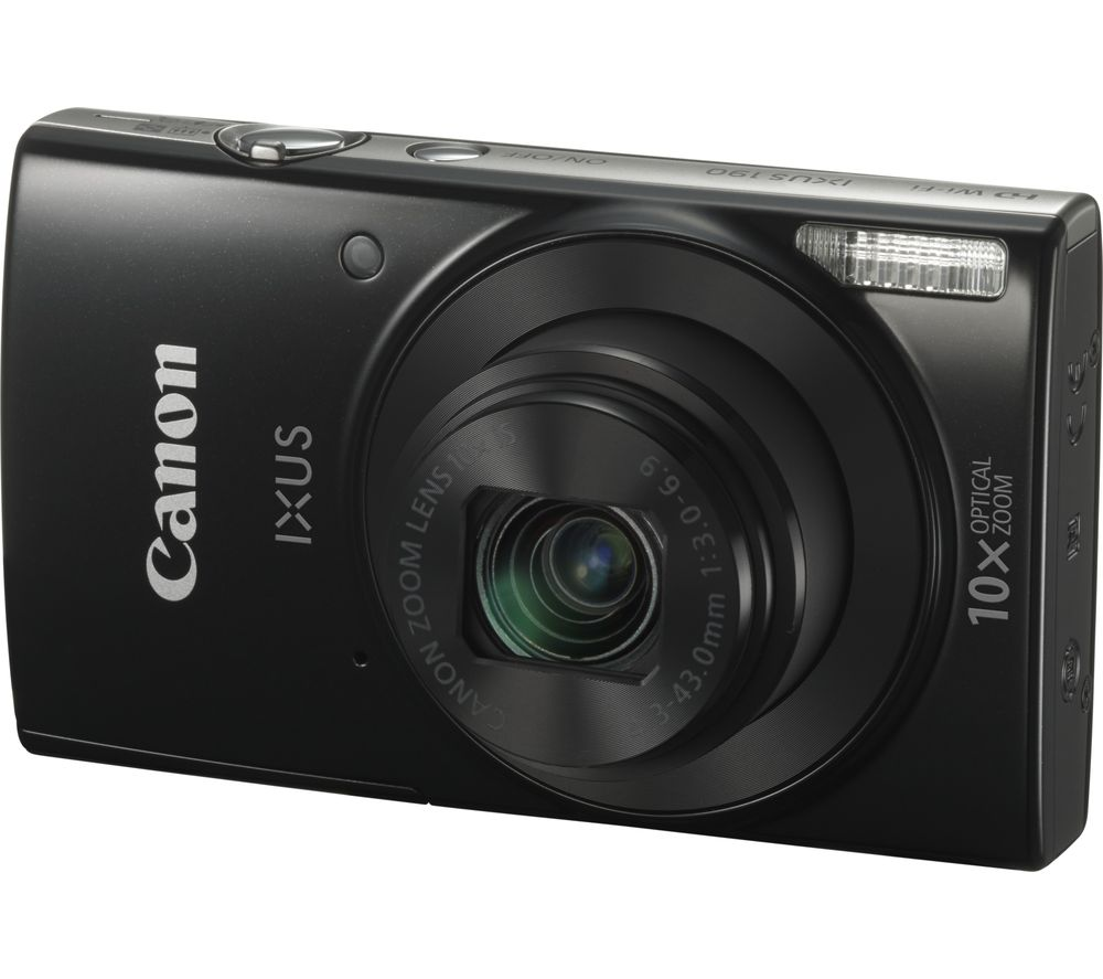 RR386 - Cannon IXUS Camera