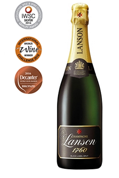RR014 - Lanson - Black Label Brut NV