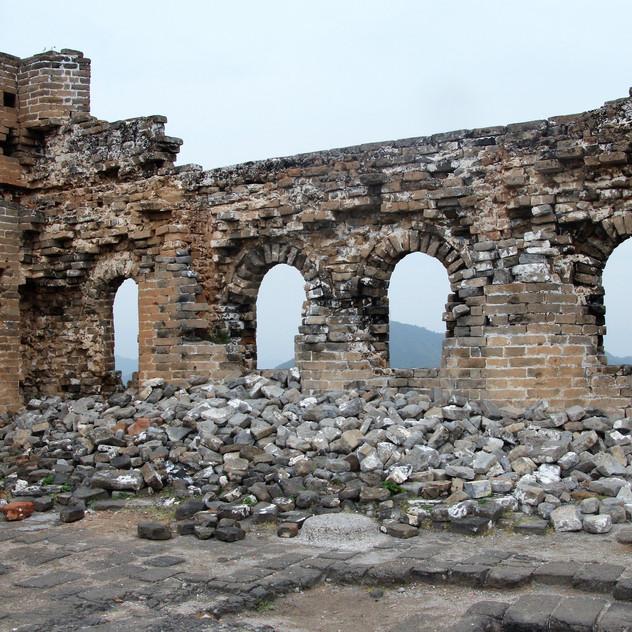 Great Wall ruins, Jinshanling