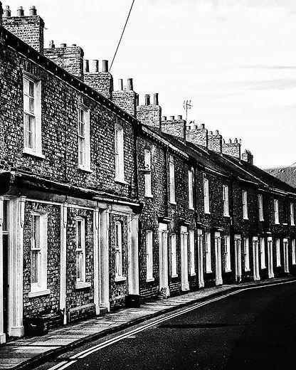 #19thCentury #backtoback #artisan dwellings #brick #walmgate #york #Yorkshire #instayorkshire #igers