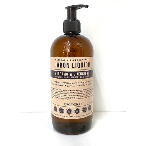 Jabón Líquido