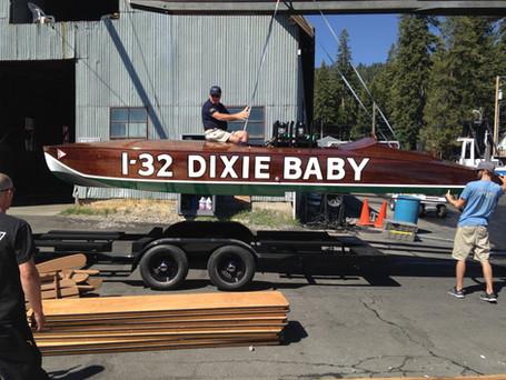 Dixie Baby- 1921 24' Ventnor Raceboat