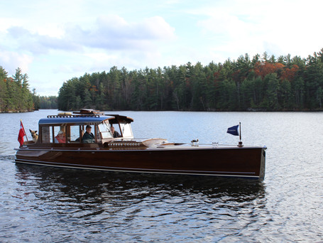 The Flagship- 2017 32' Breen Limousine