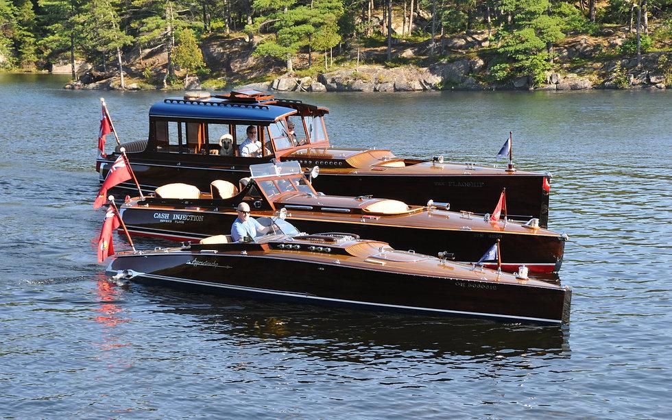 Breen Wooden Boats