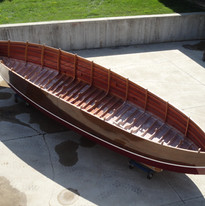 26' Duck Tail Racer