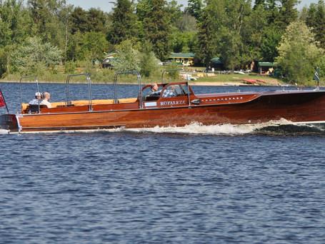 Royaleze- 1928 36' Ditchburn Launch