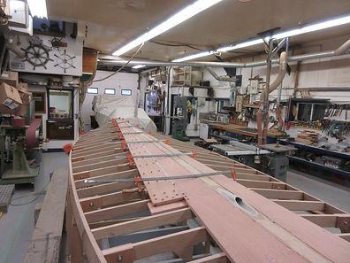 Breen Encapsulated Plank Construction