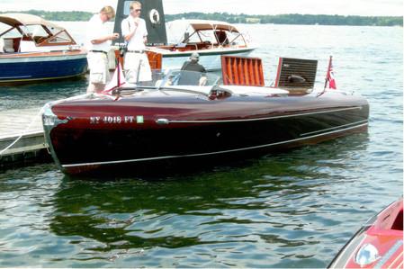 Greavette Streamliner