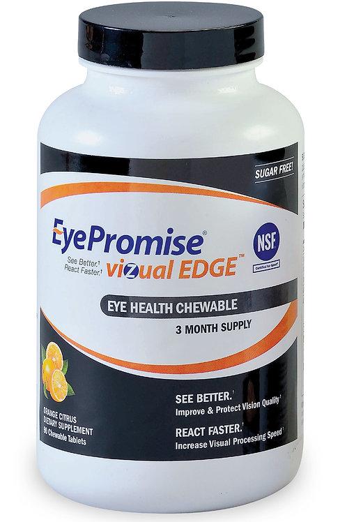 EyePromise Vizual EDGE Chewable - 90 Day Supply