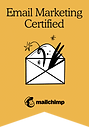Mailchimp Academy Email Marketing Certif