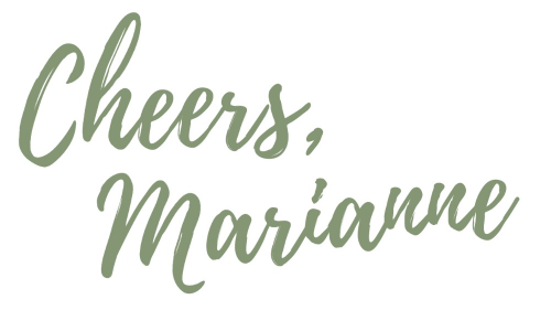 Cheers, Marianne