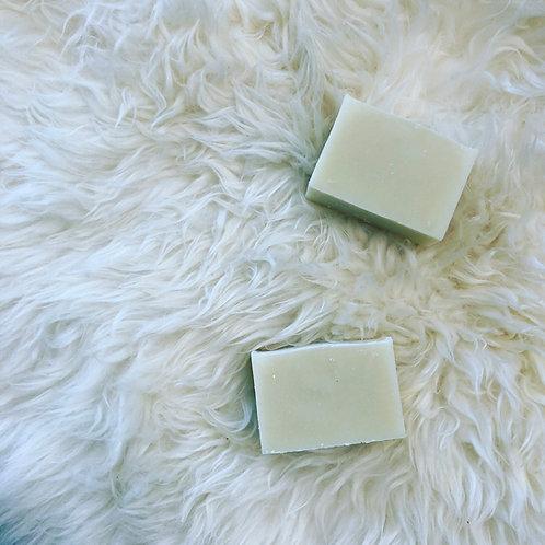 KUZU Organic Soap 3oz
