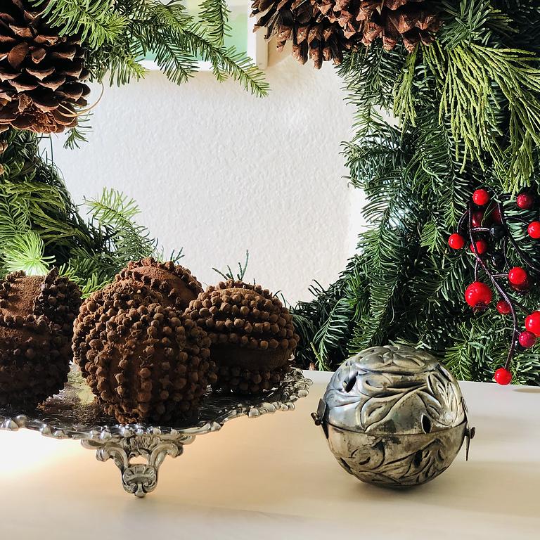 クリスマス企画:POMANDER WORKSHOP WITH AI  6th Dec