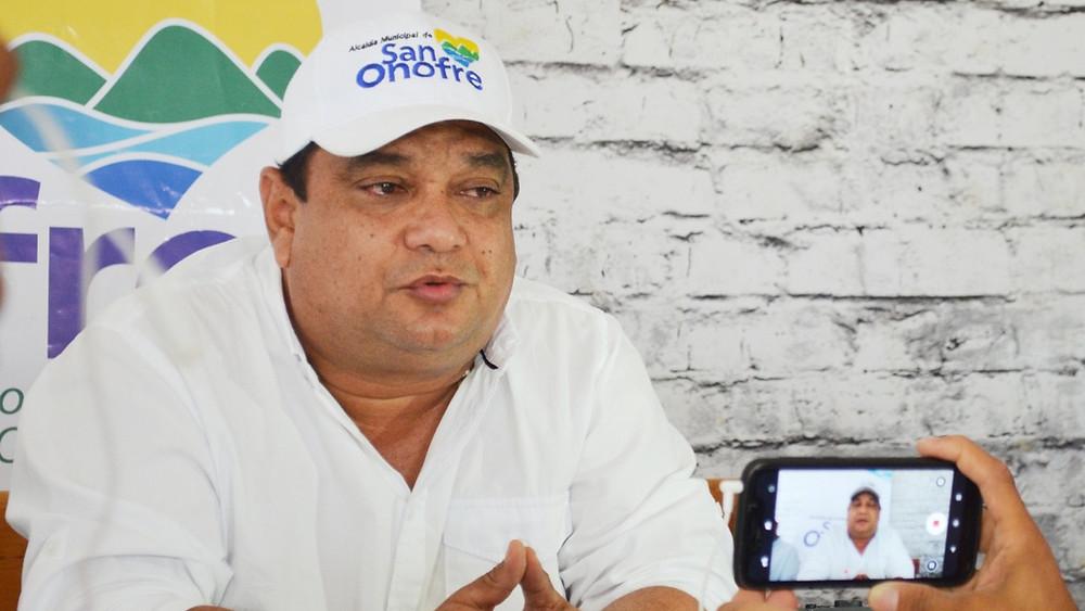 """Teódulo """"El Choly""""  cantillo, ANULAN ELECCIÓN DE TEODULO CANTILLO, ALCALDE DE SAN ONOFRE"""