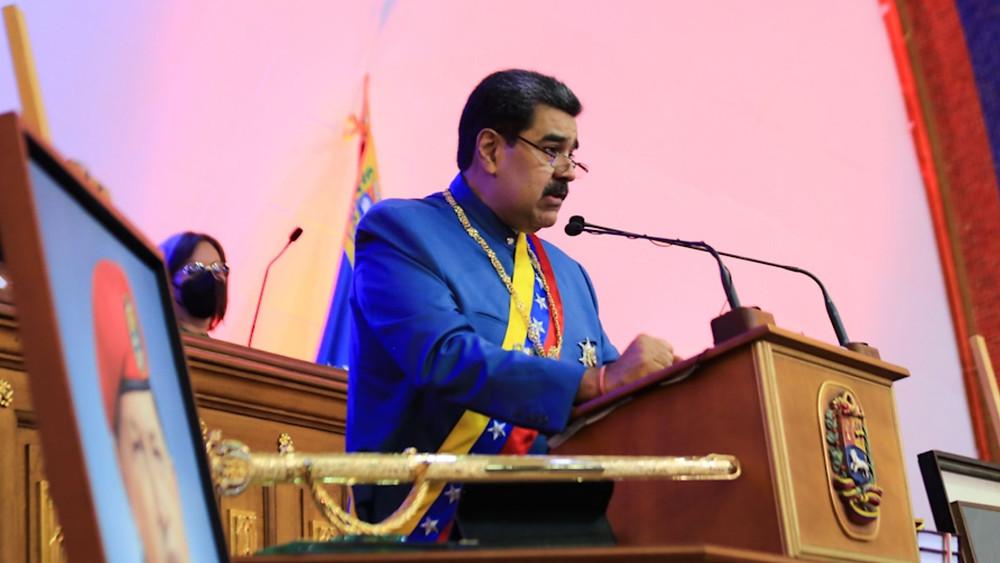 Nicolás Maduro - Playamar Stereo