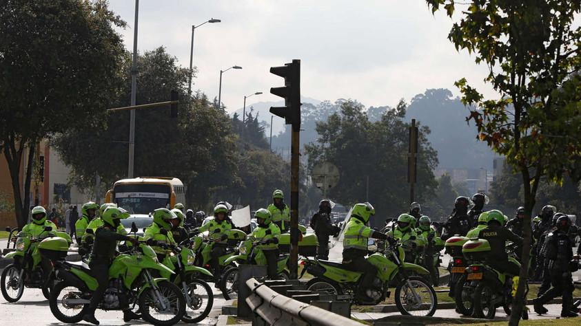 Capturados dos oficiales de la policía por el asesinato de Santiago Murillo, en medio del paro nacio