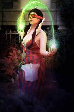 """EDIT : Phillipa from """"The Witcher"""""""