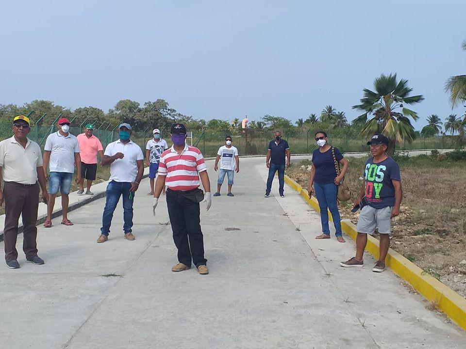 En Tolú, un grupo de ciudadanos se oponen a la llegada de forasteros