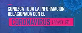 Banner coronavirus- COVID 19 - Playamar Stereo