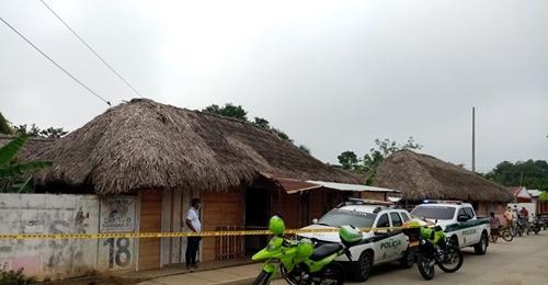 Lo mataron en el patio de su casa en San Pelayo Playamar stereo, noticias playamar, noticias de córdoba