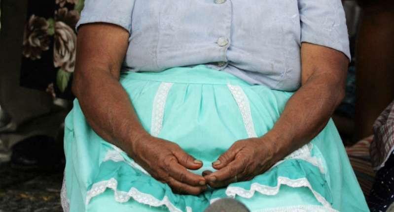 Menor abusaba de una señora de la tercera edad