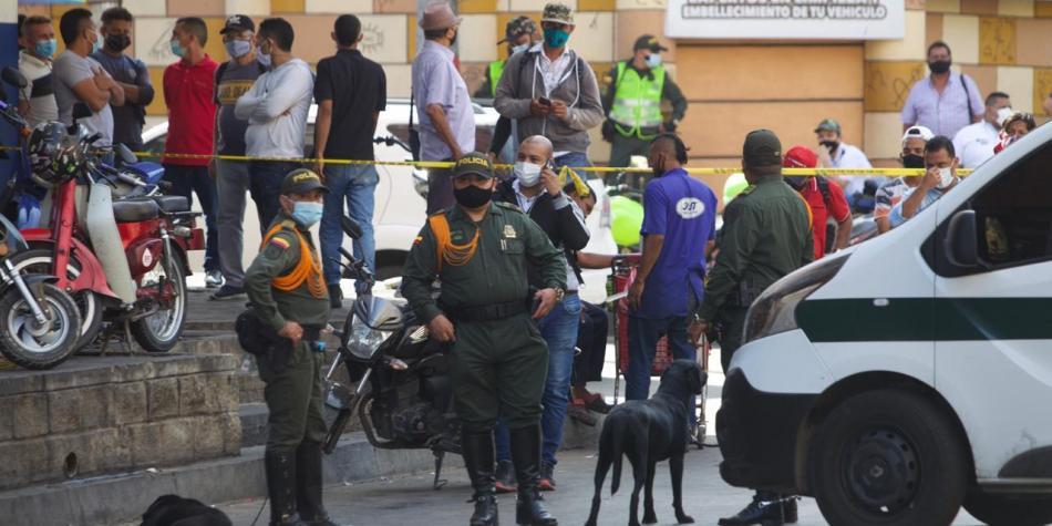 Explosión en barranquilla - Playamar Stereo