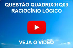 QUADRIX01Q09 - 2012 - CFQ - RACIOCÍNIO LÓGICO
