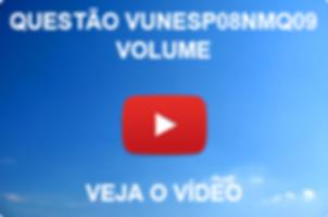 VUNESP08NMQ09 - VUNESP - 2015 - UNESP - VOLUME