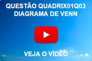 QUADRIX01Q03 - 2012 - CFQ - DIAGRAMA DE VENN