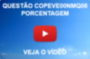 COPEVE00NMQ08 - COPEVE - 2014 - PREFEITURA DE FEIRA GRANDE - NÍVEL MÉDIO - PORCENTAGEM