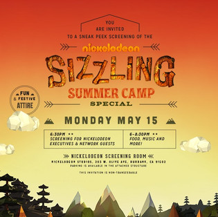 Sizzling Summer Camp Special