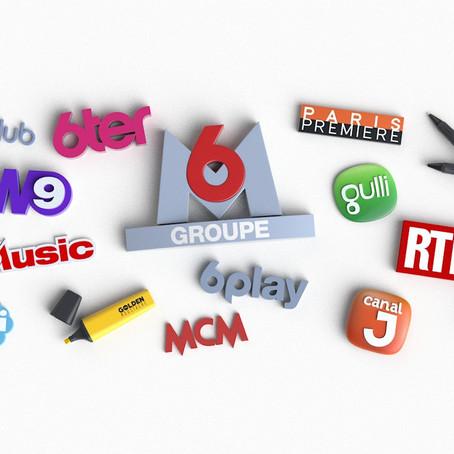 Officiel : Le groupe TF1 va fusionner avec le groupe M6