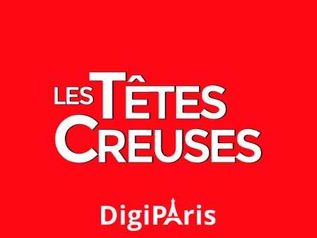 Les Têtes Creuses - Podcast du 1er numéro des sociétaires