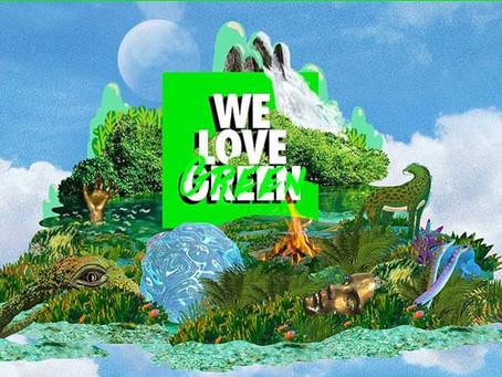 We Love Green reporté en septembre