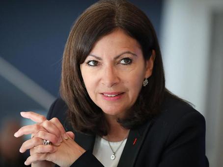 Anne Hidalgo annule un meeting pour cause de coronavirus