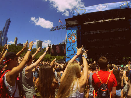 Le festival Lollapalooza annulé cet été pour cause de coronavirus