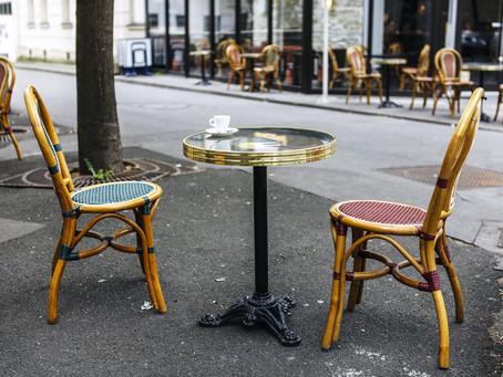 Jour J pour les terrasses à Paris