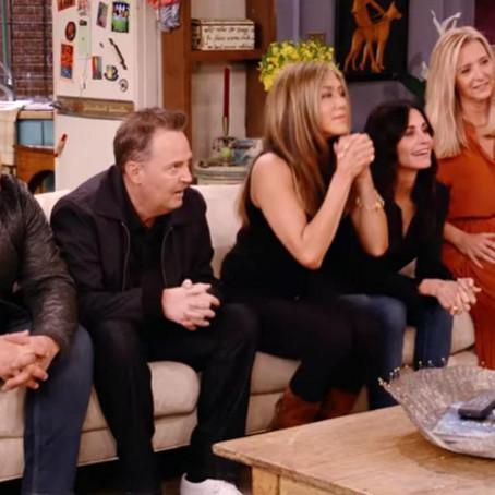 L'épisode des retrouvailles de Friends sera sur TF1 et la plateforme Salto