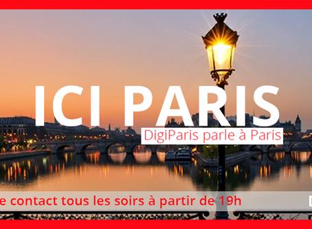 ICI PARIS - Podcast de l'émission du 25 mars 2020